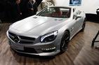 Mercedes-Benz SL 63 AMG 18.01.2017