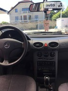 Mercedes-Benz A 170 19.07.2019