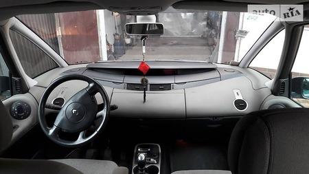 Renault Espace 2004  выпуска Черновцы с двигателем 1.9 л дизель минивэн механика за 2700 долл.
