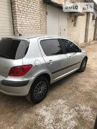 Peugeot 307 21.01.2019