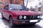 BMW 524 21.01.2019