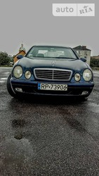 Mercedes-Benz CLK 200 07.08.2019