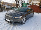 Ford Fusion 21.01.2019