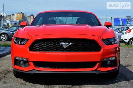 Ford Mustang 2017  выпуска Киев с двигателем 2.3 л бензин купе автомат за 31500 долл.