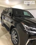Lexus LX 570 21.01.2019