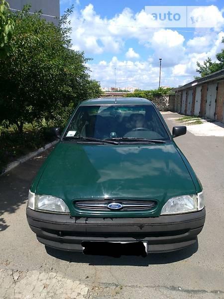 Ford Orion 1993  выпуска Хмельницкий с двигателем 1.6 л бензин седан механика за 2300 долл.