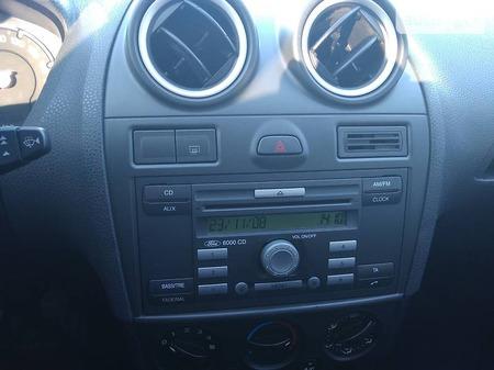 Ford Fiesta 2006  выпуска Донецк с двигателем 1.4 л дизель хэтчбек механика за 4799 долл.