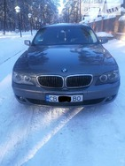 BMW 750 01.03.2019