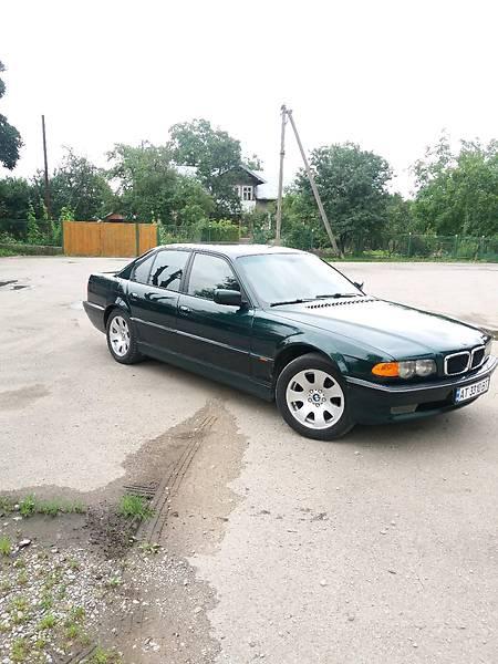 BMW 728 1999  выпуска Ивано-Франковск с двигателем 2.8 л газ седан механика за 6500 долл.