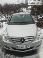 Mercedes-Benz B 180 01.03.2019