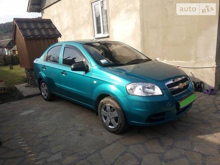 Chevrolet Aveo 2008  выпуска Львов с двигателем 1.5 л газ седан механика за 5800 долл.