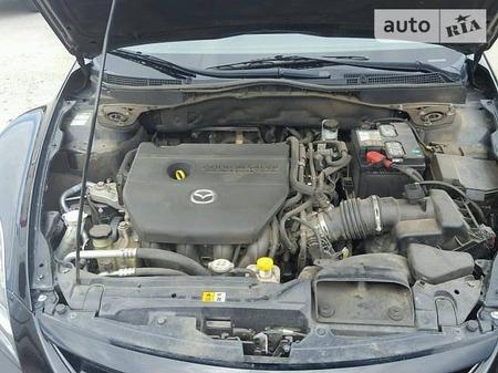 Mazda 6 2011  выпуска Киев с двигателем 2.5 л  седан автомат за 2100 долл.