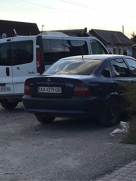 Opel Vectra 1997  выпуска Тернополь с двигателем 1.6 л газ седан механика за 4050 долл.