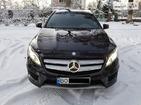 Mercedes-Benz GLA класс 21.01.2019