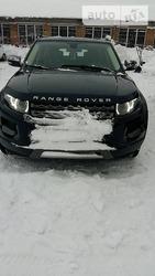 Land Rover Range Rover Evoque 17.01.2019