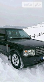 Land Rover Range Rover Supercharged 17.01.2019