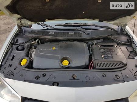Renault Megane 2004  выпуска Луцк с двигателем 1.9 л дизель универсал механика за 1200 долл.