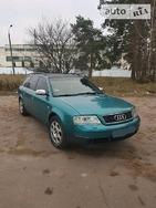 Audi A6 Limousine 21.01.2019