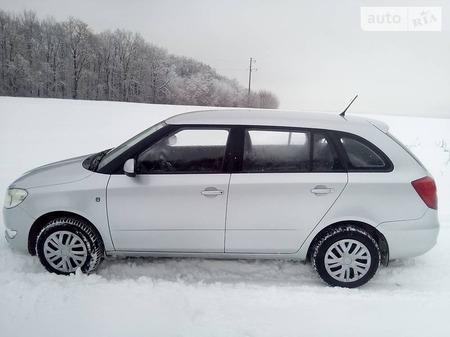 Skoda Fabia 2012  выпуска Сумы с двигателем 0 л бензин универсал механика за 6999 долл.