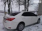 Toyota Corolla 21.01.2019