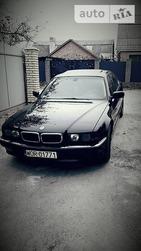 BMW 725 21.01.2019