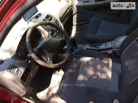 Mitsubishi Carisma 1996  выпуска Одесса с двигателем 1.8 л газ седан автомат за 3800 долл.