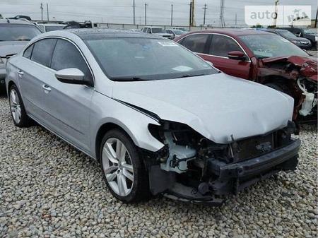 Volkswagen CC 2013  выпуска Киев с двигателем 2 л бензин седан автомат за 9000 долл.