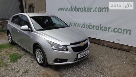 Chevrolet Cruze 2012  выпуска Львов с двигателем 2.9 л дизель хэтчбек автомат за 5050 евро