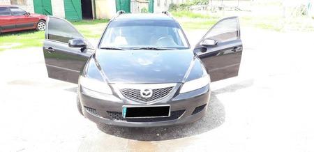 Mazda 6 2003  выпуска Харьков с двигателем 2 л дизель универсал механика за 2200 долл.