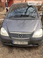 Mercedes-Benz A 160 04.02.2019