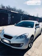 Hyundai Genesis Coupe 15.02.2019
