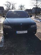 BMW 750 07.02.2019
