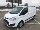 Ford Transit Custom 01.03.2019