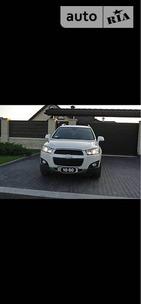 Chevrolet Captiva 01.03.2019