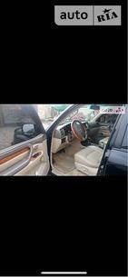 Lexus LX 470 22.02.2019