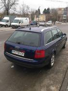 Audi A6 Limousine 23.02.2019