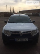 Renault Duster 08.07.2019