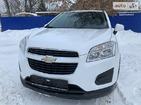 Chevrolet Tracker 25.06.2019
