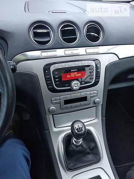 Ford S-Max 2007  выпуска Ровно с двигателем 1.8 л дизель минивэн механика за 7999 долл.