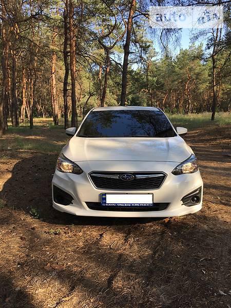 Subaru Impreza 2017  выпуска Днепропетровск с двигателем 2 л бензин седан автомат за 16200 долл.