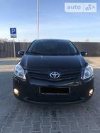 Toyota Auris 27.02.2019
