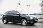 Lincoln MKX 01.03.2019