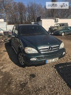 Mercedes-Benz ML 400 01.03.2019