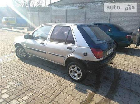 Ford Fiesta 1992  выпуска Донецк с двигателем 0 л дизель хэтчбек механика за 1200 долл.