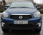 SsangYong Actyon Sports 01.03.2019