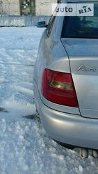 Audi A4 Limousine 10.02.2019