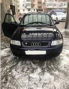 Audi A3 Limousine 27.02.2019