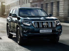 Toyota Land Cruiser Prado 12.06.2019