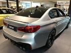 BMW M5 2018 Киев 4.4 л  седан