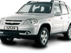 Chevrolet Niva 28.07.2020